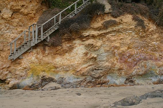 Brücken-Strand-Zugang, Laguna Beach, Kalifornien, USA