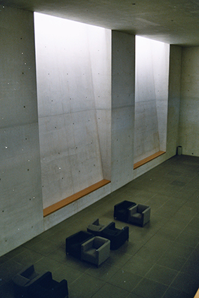 Lichteinfall im Germanischen Nationalmuseum, Nürnberg